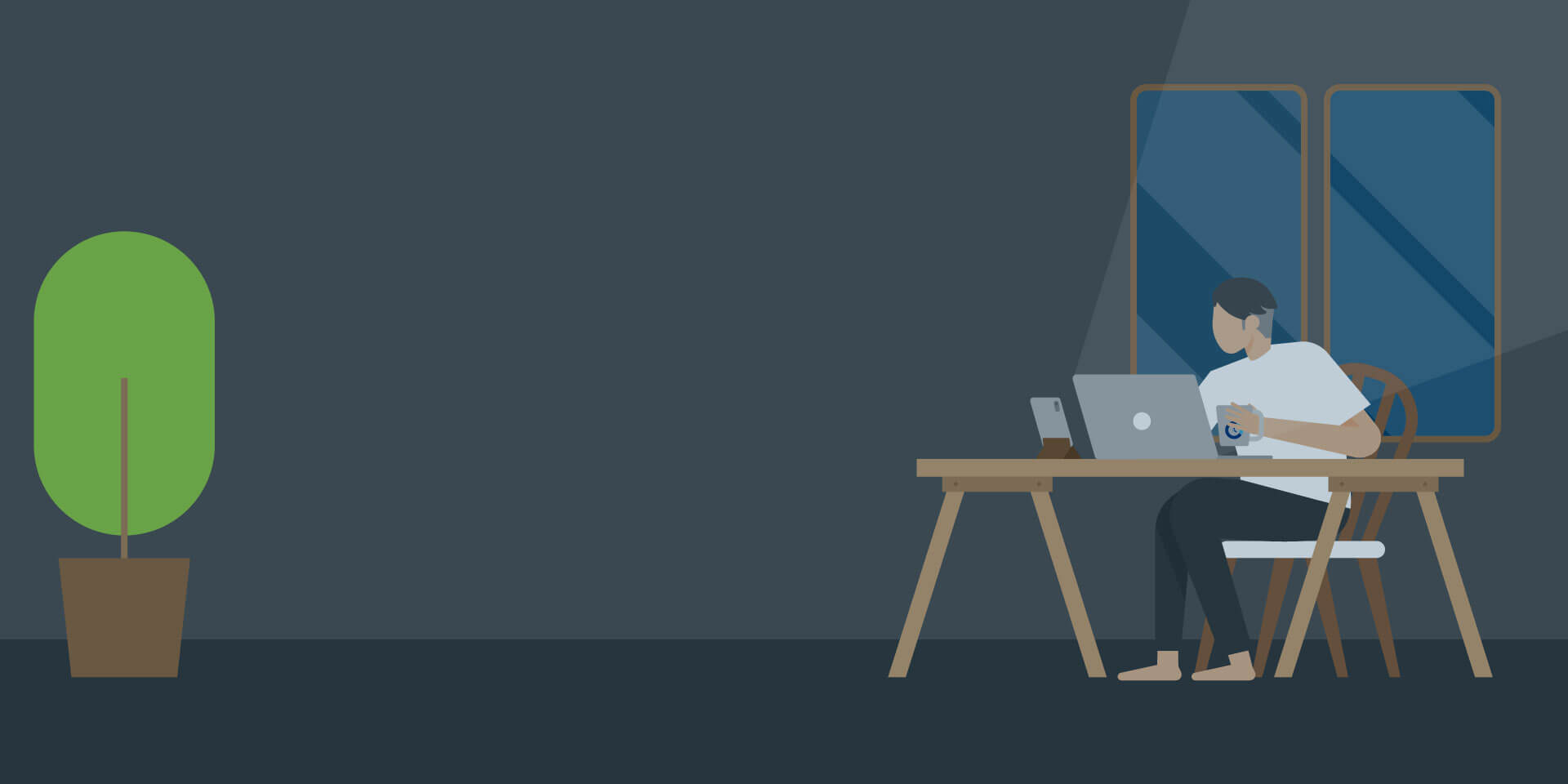 Have employees working remotely?